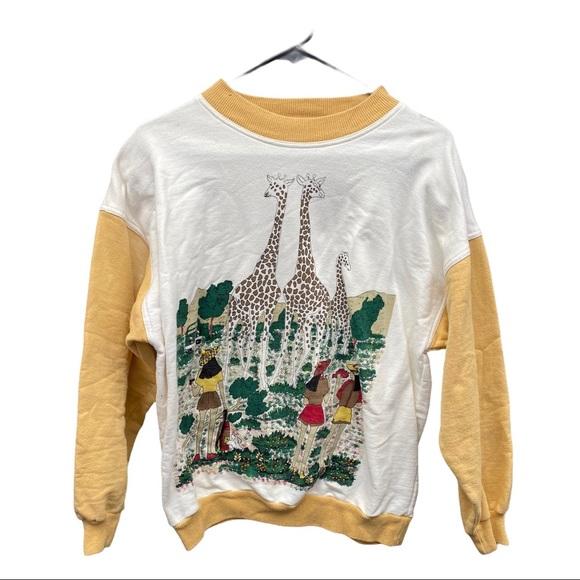 Vintage Fiorelle Sweatshirt